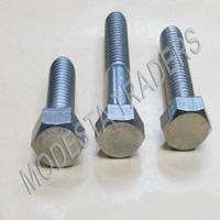 STAINLESS STEEL HEX BOLT MM & INCH