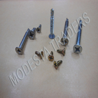 CSK PHILIPS SELF DRILLING SCREW